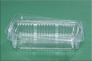 Правоъгълна опаковка с капак ДП550