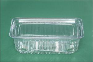 правоъгълна опаковка с капак ДП1000