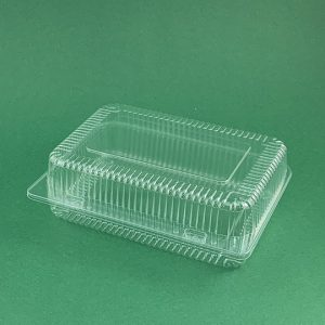 Packaging with enclosed cover P2000